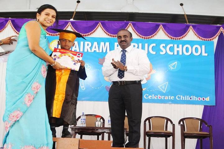 Jairam Public School-Graduation-Day