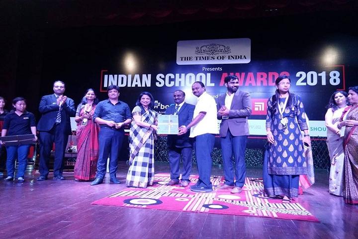 Jairam Public School-School-Award
