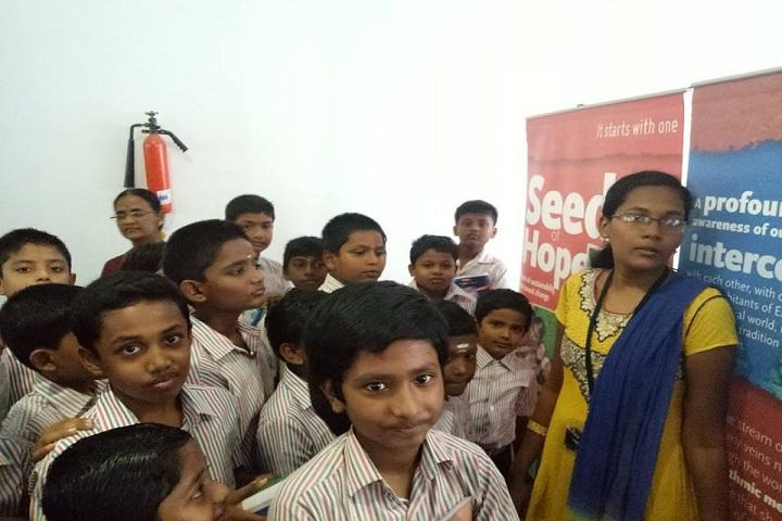 Jairam Public School-Science-Exhibition