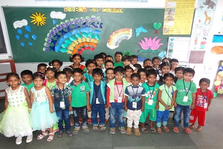 Jairam Public School-Students