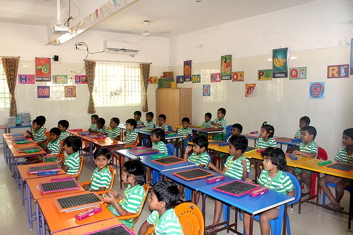Jaivins Academy-Classroom