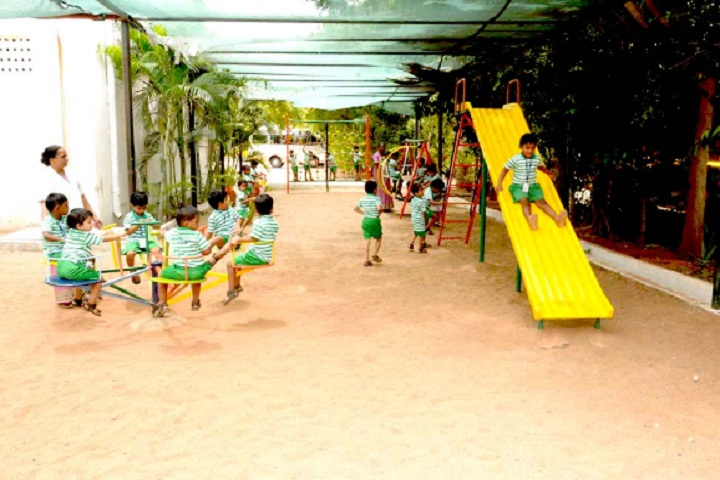 Jaivins Academy-Kids-Playground
