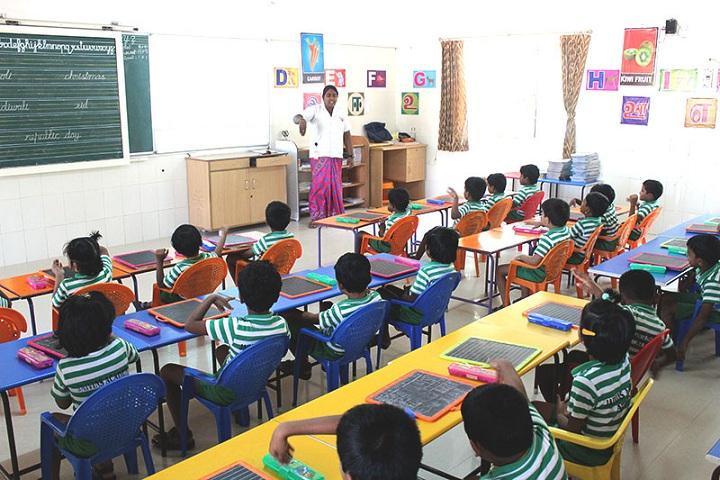 Jaivins Academy-Kindergarden-Classroom
