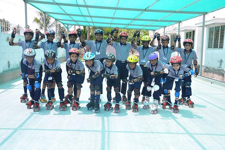 Jaivins Academy-Skating