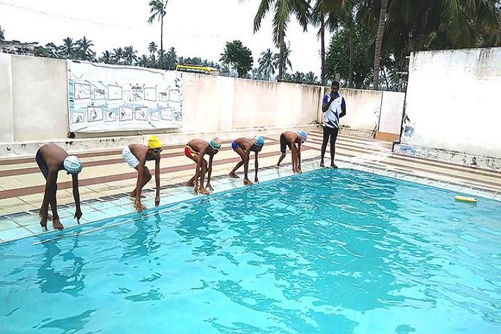 Jaivins Academy-Swimming