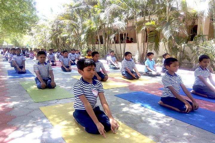 Jaivins Academy-Yoga