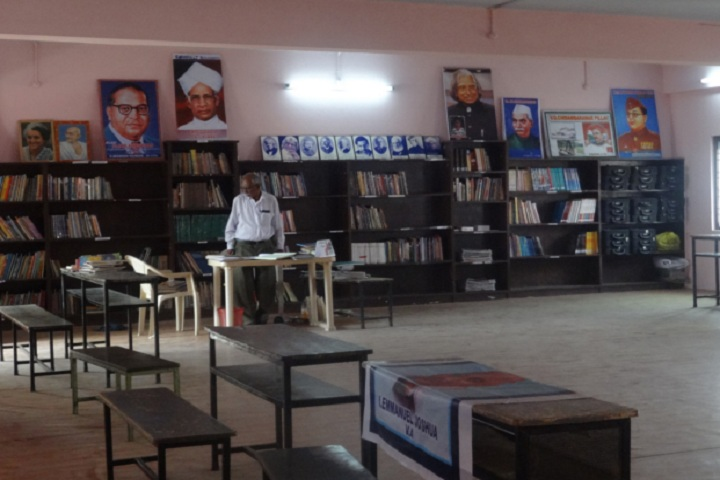 Janus Global School-Library