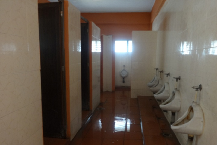 Janus Global School-Toilets
