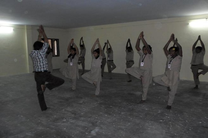 Janus Global School-Yoga