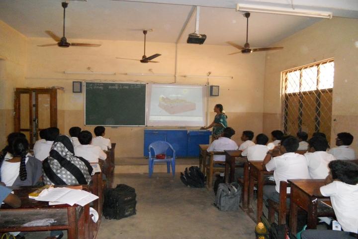 Jawahar Higher Secondary School-Classroom