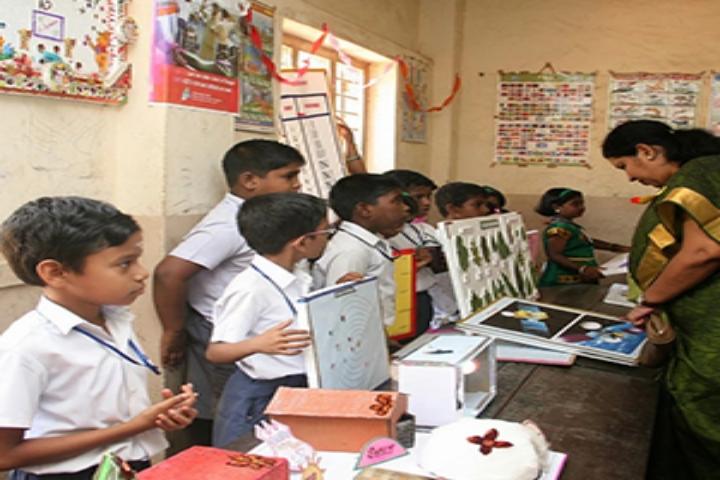 Jawahar Higher Secondary School-Science Exhibition