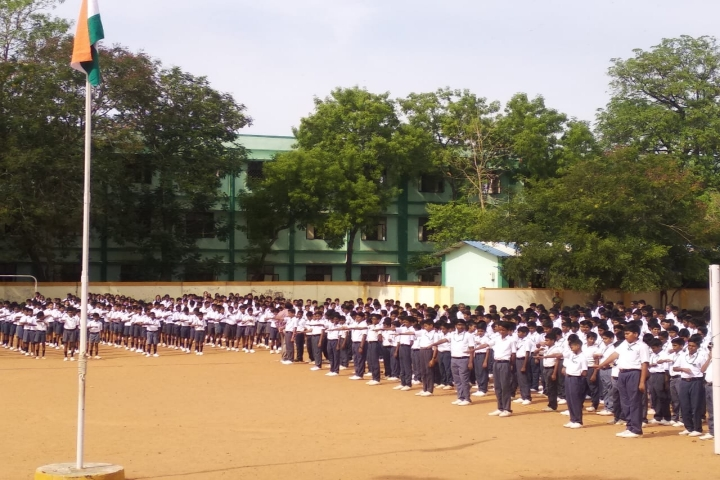 Jawahar Higher Secondary School-Independence Day