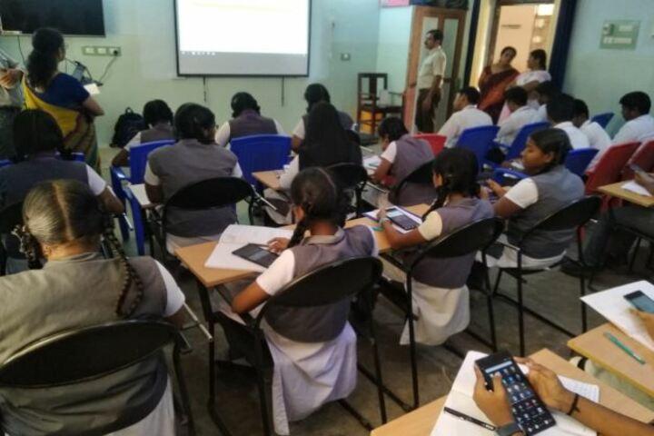 Jawahar Higher Secondary School-Language Lab