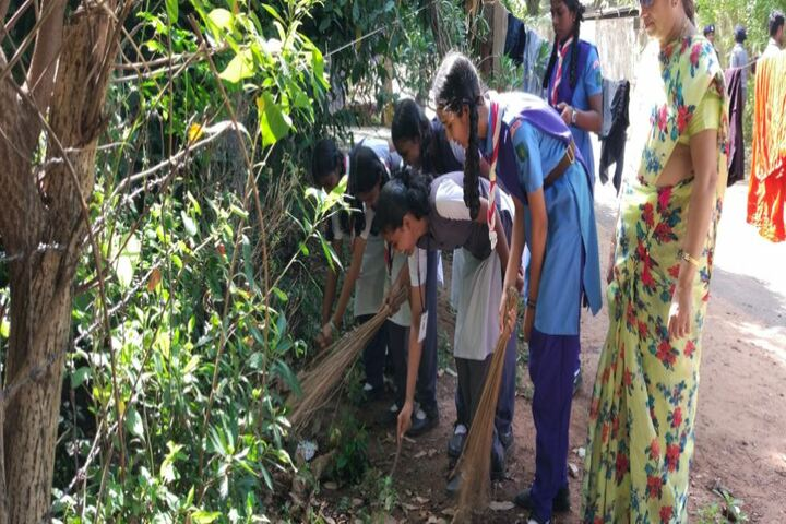Jawahar Higher Secondary School-Scout And Guide