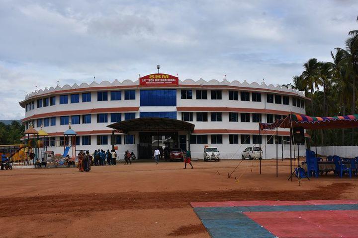 Jay Tech International School-Campus View