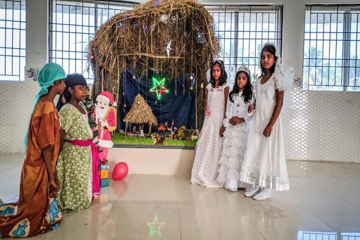 Jay Tech International School-Christmas Celebrations