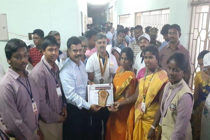 Jay Tech International School-Felicitation