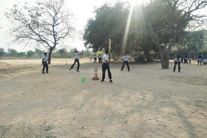 Jaya Jaya Sankara International School-Play Ground