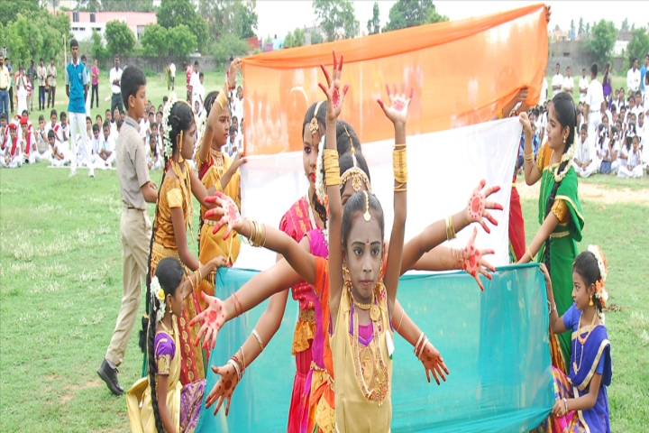 Jaya Jaya Sankara International SchooIndependence Day
