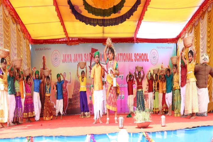 Jaya Jaya Sankara International School-Festival Celebrations