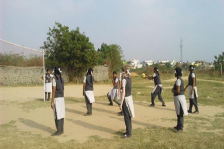 Jaya Jaya Sankara International School-Sports