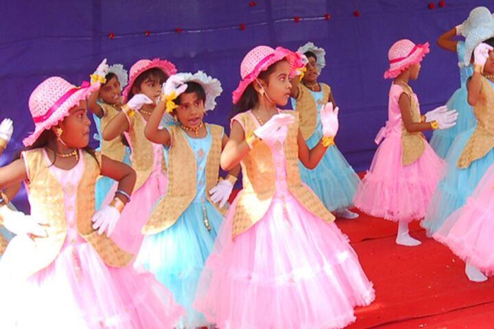 Jaya Jaya Sankara International School-Childrens Day