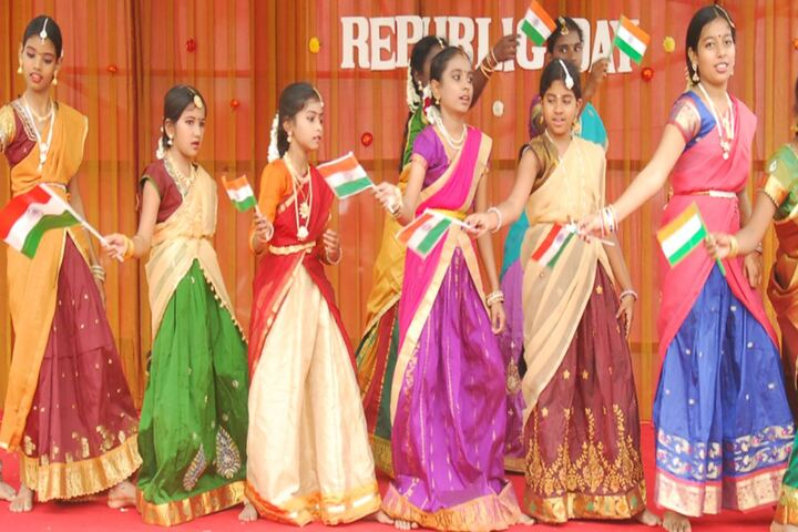 Jaya Jaya Sankara International School-Republic Day