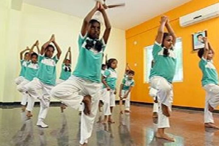 Jeeva Memorial Public School-Dance Room