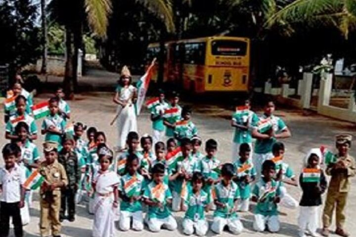 Jeeva Memorial Public School-Republic Day
