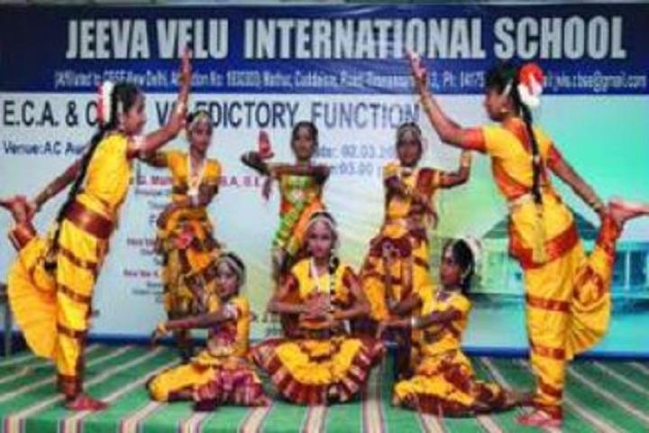 Jeeva Velu International School-Classical Dances
