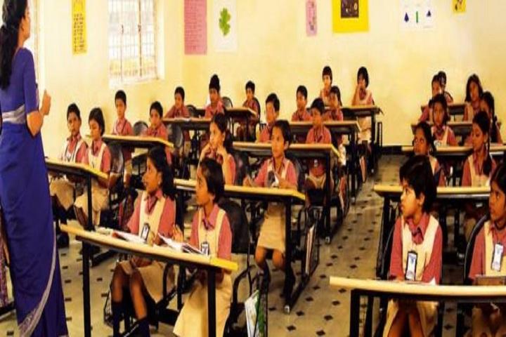 Jeeva Velu International School-Classroom