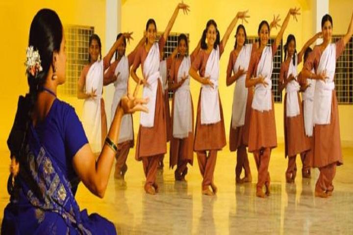 Jeeva Velu International School-Dances