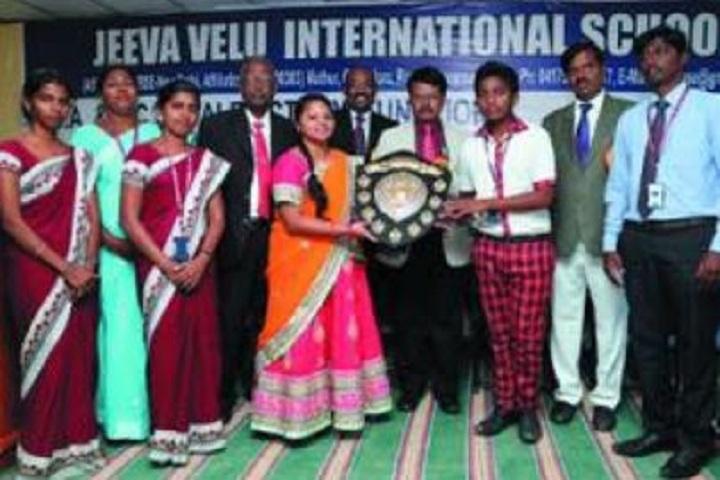 Jeeva Velu International School-Prizes