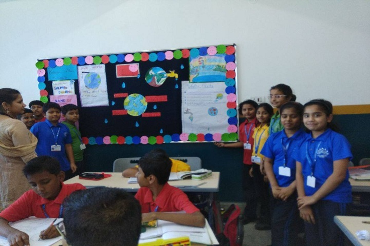 Open Minds  A Birla School-Art