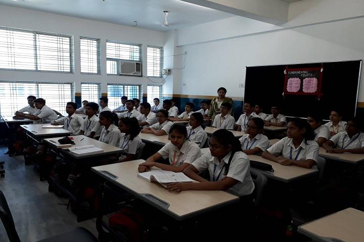 Open Minds  A Birla School-Class Room