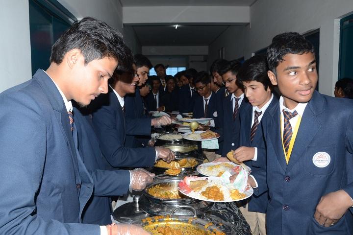 Open Minds  A Birla School-Food Fesitval