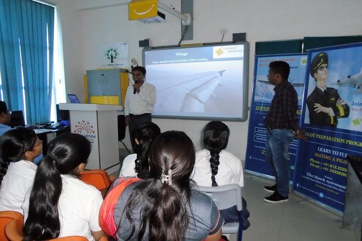 Open Minds  A Birla School-Smart Class