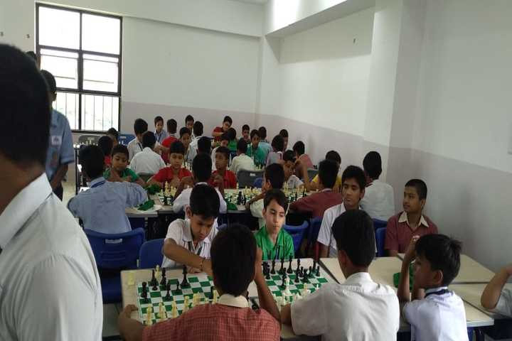Open Minds  A Birla School-Chess Competition