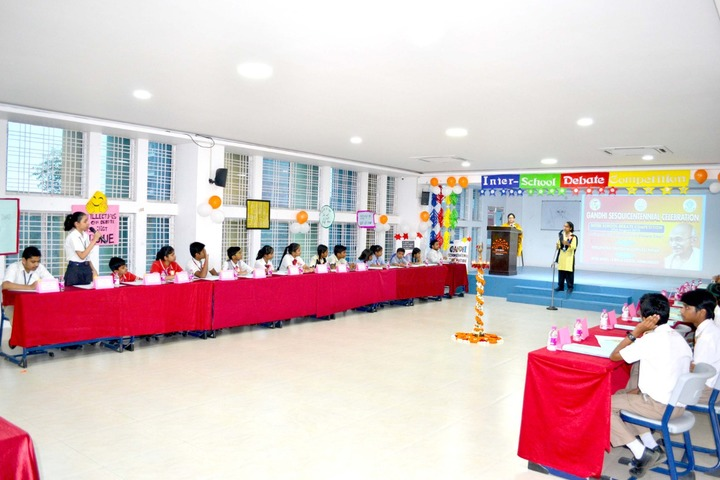 Open Minds  A Birla School-Inter School Debate Competition