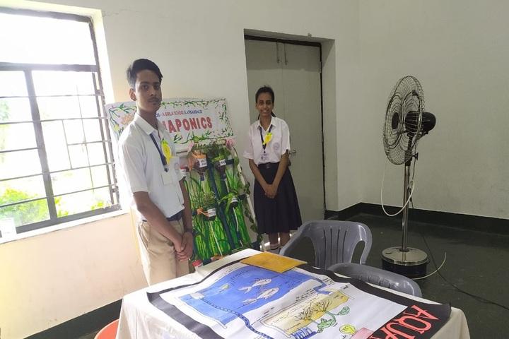 Open Minds  A Birla School-Science Carnival