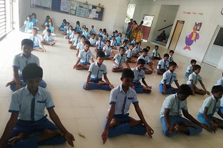 K.C. Vidyalayam-Yoga