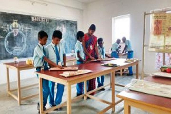 K.C. Vidyalayam-Biology Lab