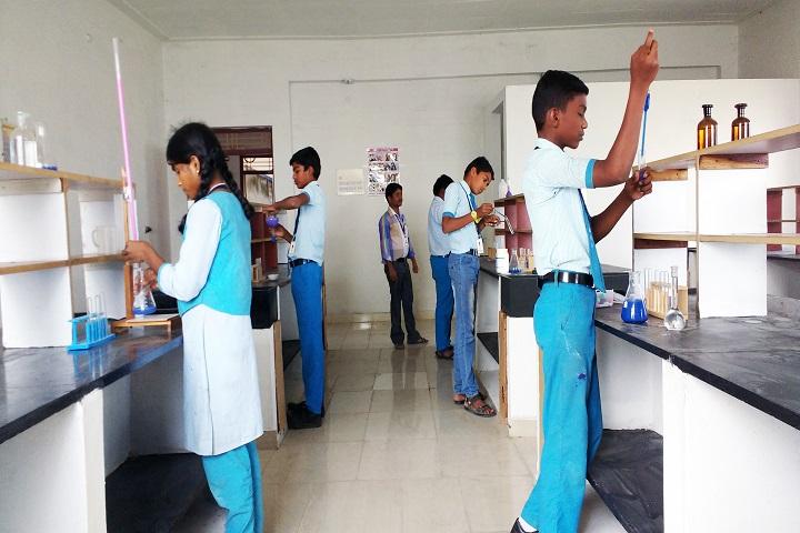 K.C. Vidyalayam-Chemistry Lab