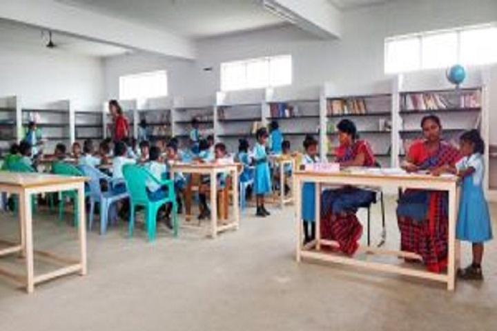 K.C. Vidyalayam-Library