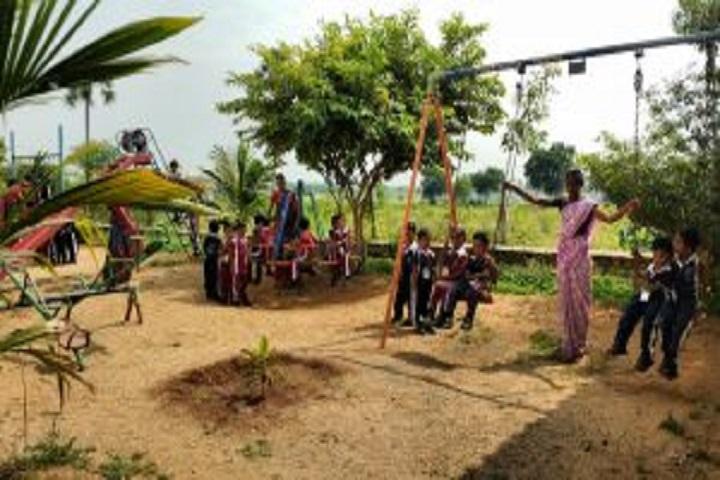 K.C. Vidyalayam-Play Area
