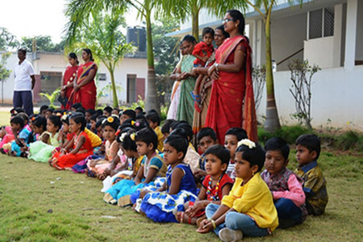 K G International School--Childrens Day
