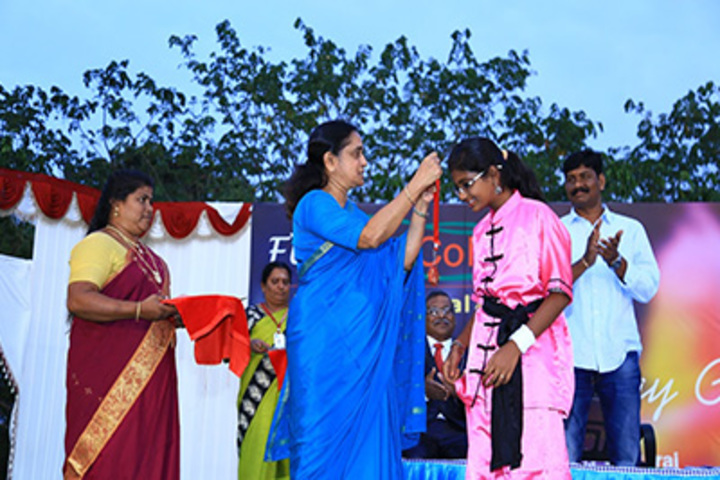 K G International School-Annual Day