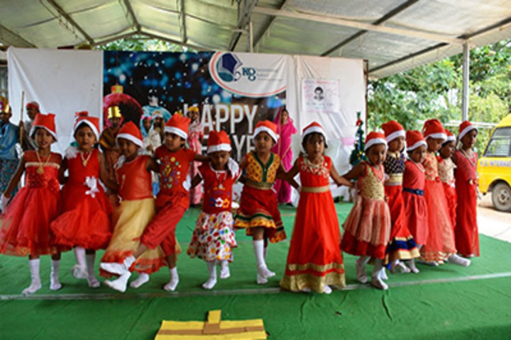 K G International School-Christmas Celebrations