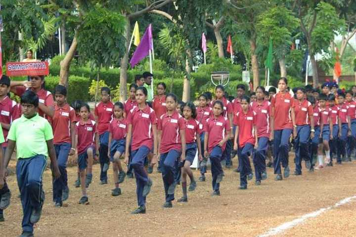 K G International School-Sports Meet