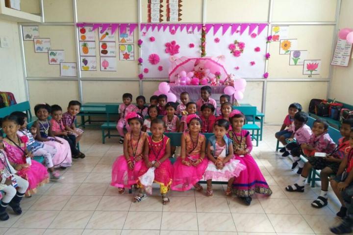 KLN VIDYALAYA-Kids classroom